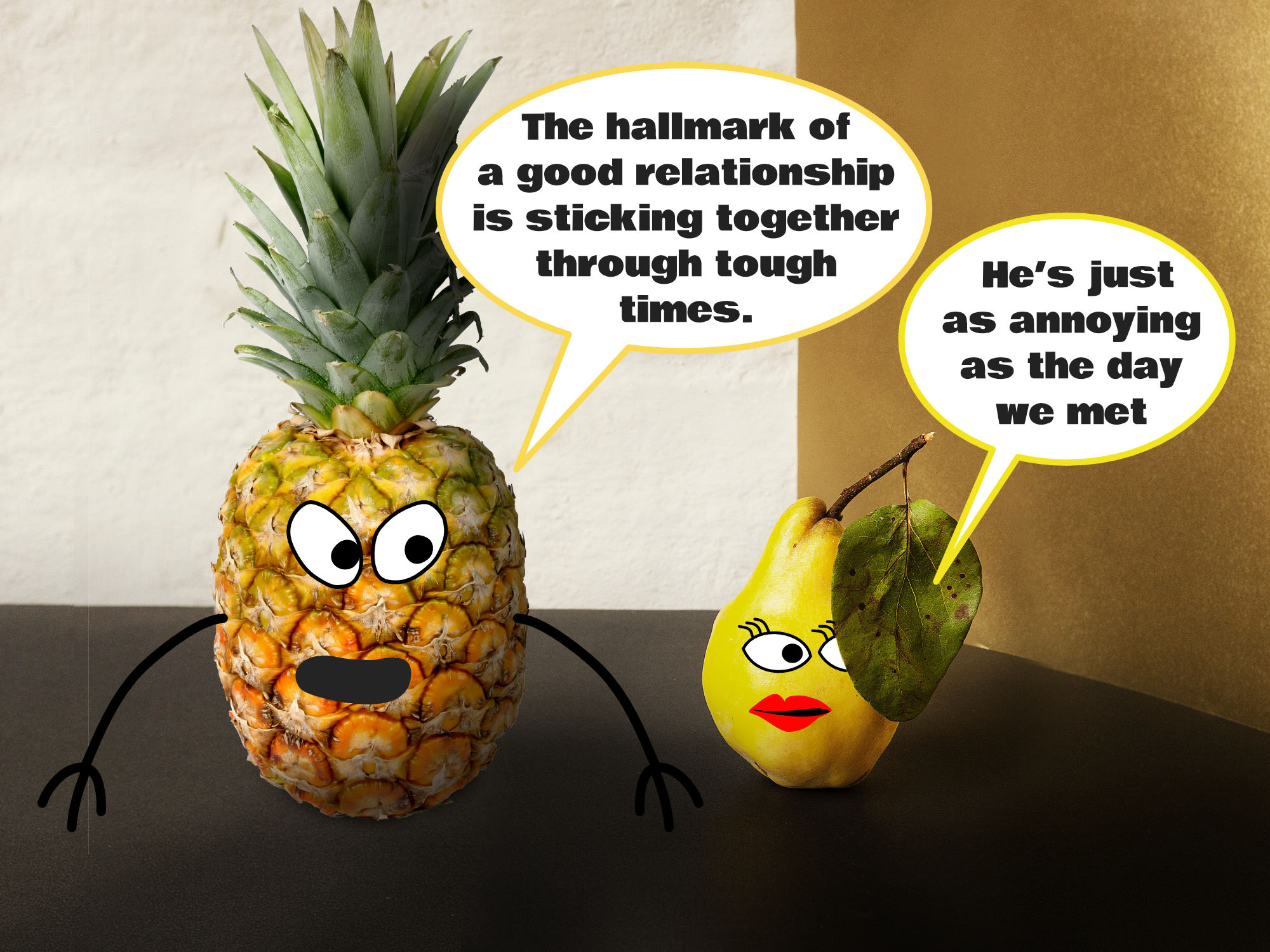 What are the Hallmarks of our Relationship?